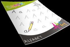 Alfabet skrivebog 99-4325