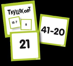 Tryllekort - Minus incl. trylletårn 99-4117