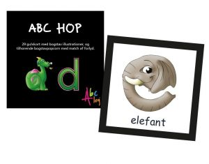 ABC Hop - Lær bogstaver med kroppen 99-1536