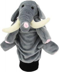 Beleduc - Hånddukke Elefant 11-40039