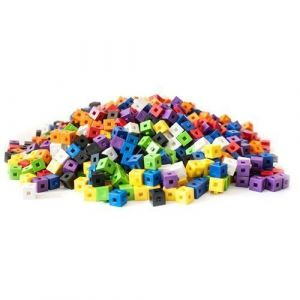 Centicubes 1 cm - 500 stk 15-2176M