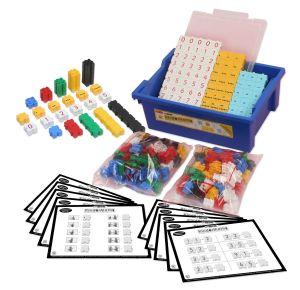 MORPHUN Læresystem matematik 262 brikker 18-3705