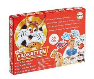 EDUCA - Vildkattten My first 89-015733